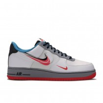 Weiße Nike Air Force 1 Low Time Kapsel Unisex Schuhe CT1620-100